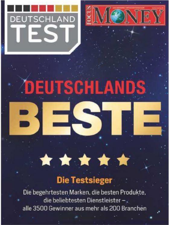 Testsieger - Deutschlands Beste Marken, Produkte, Dienstleister
