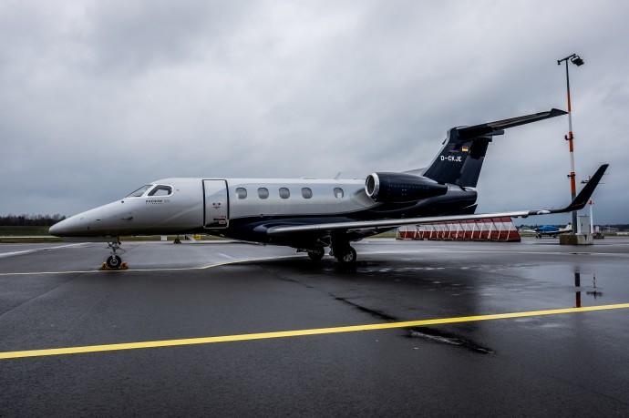Zuwachs in unserer Embraer Phenom 300 Flotte!