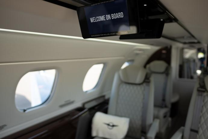Eine neue Embraer Phenom 300E für die AIR HAMBURG!