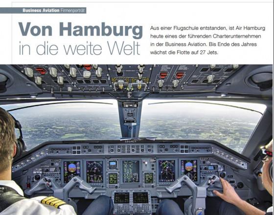Von Hamburg in die weite Welt