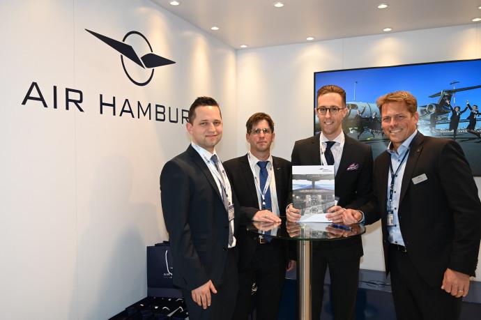 EBACE News: Kooperation mit Lufthansa Aviation Training