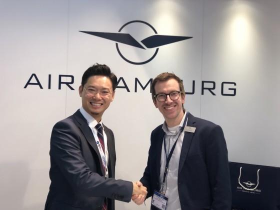 APERTUS Aviation & NINETEEN O3 Aviation increase global reach by naming AIR HAMBURG a preferred operator