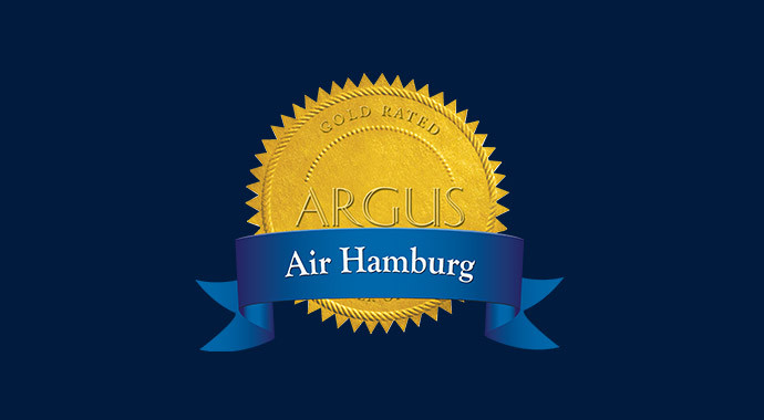 AIR HAMBURG gets the Gold