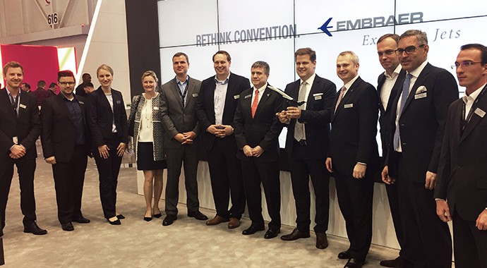EBACE News: 8th Legacy Purchase